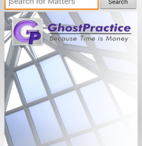 GhostPractice Mobile Features 01